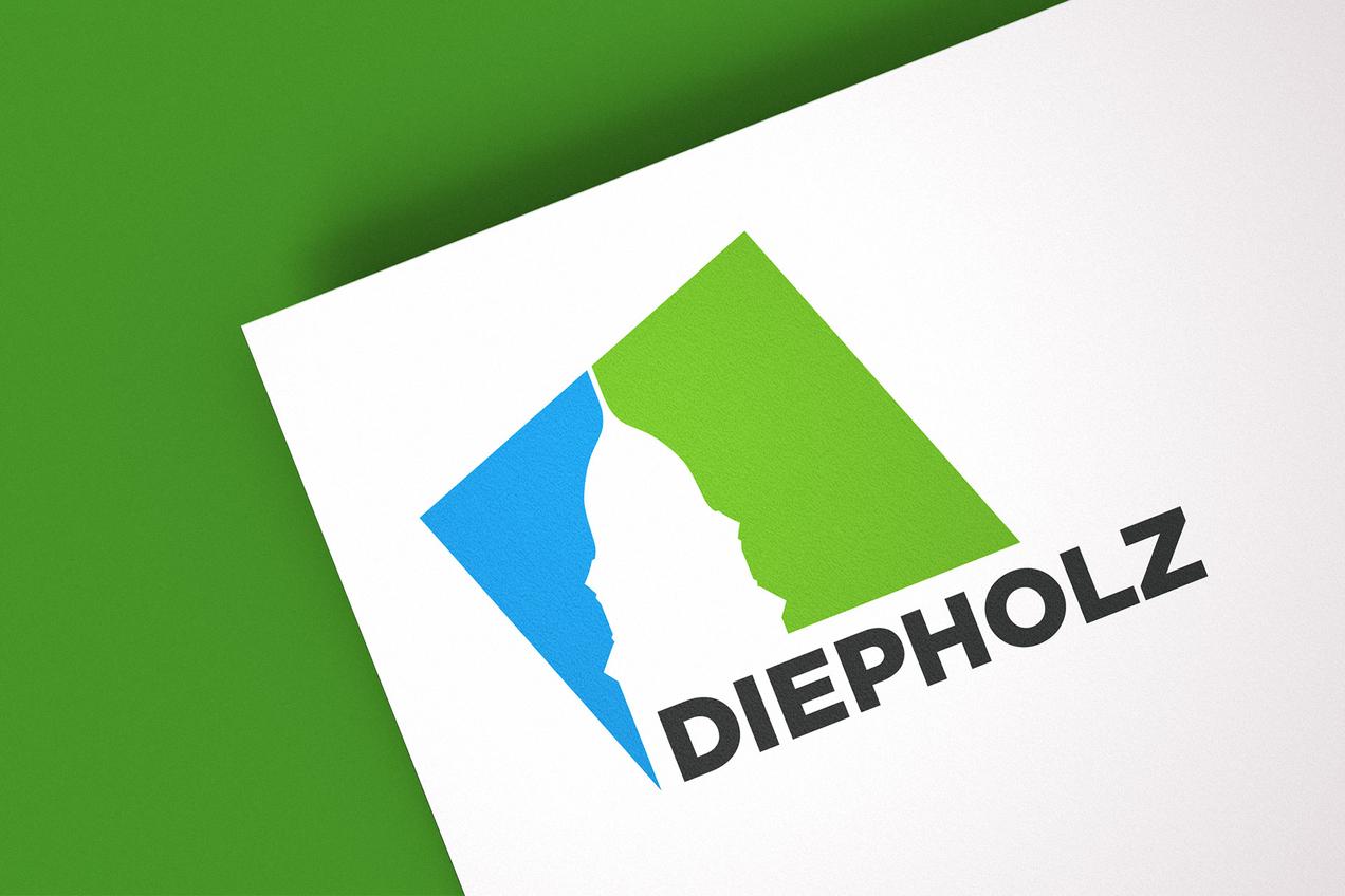 Das neue Logo der Stadt Diepholz