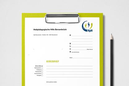 Kurzbrief der HpH Bersenbrück