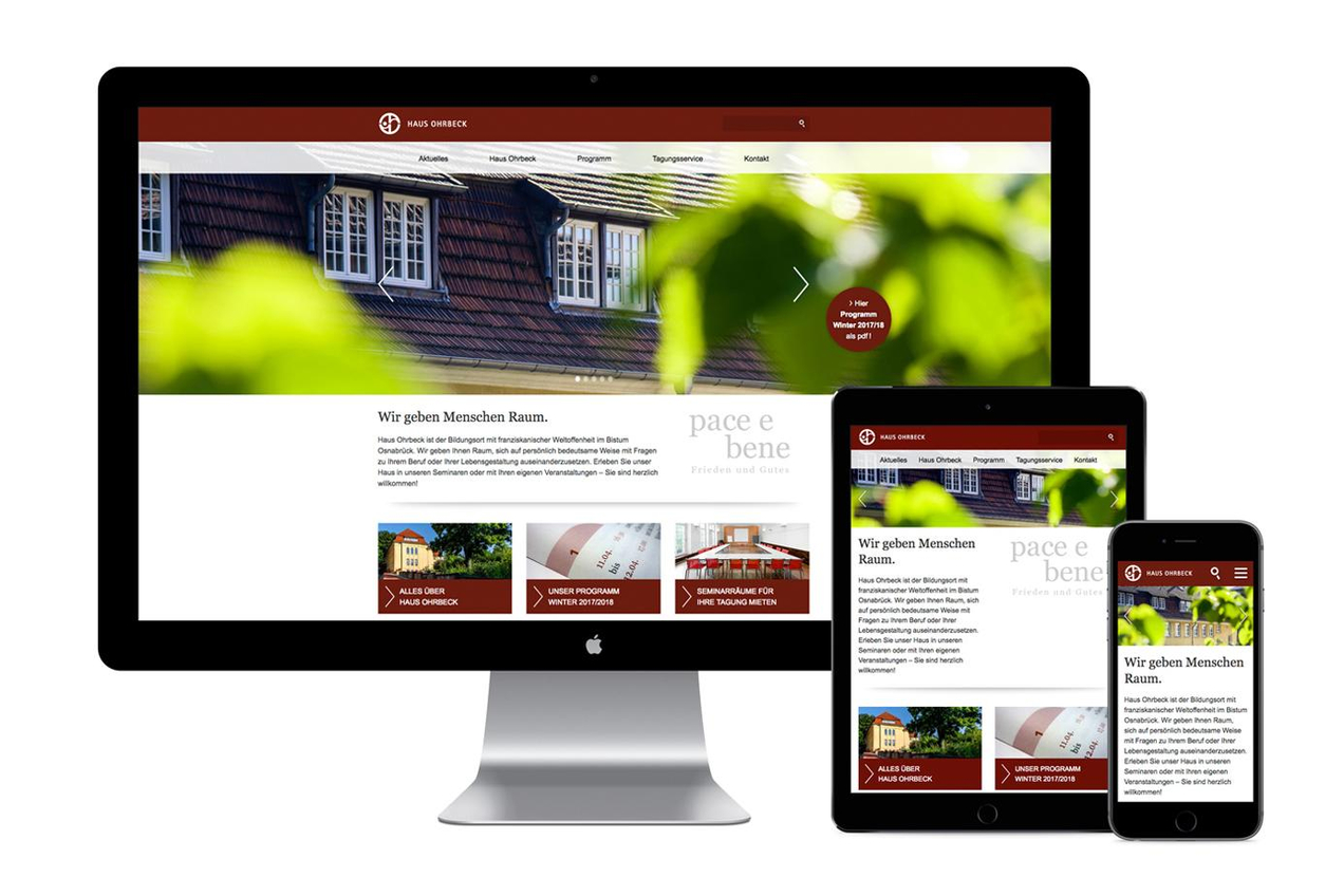 Responsive Website mit TYPO3