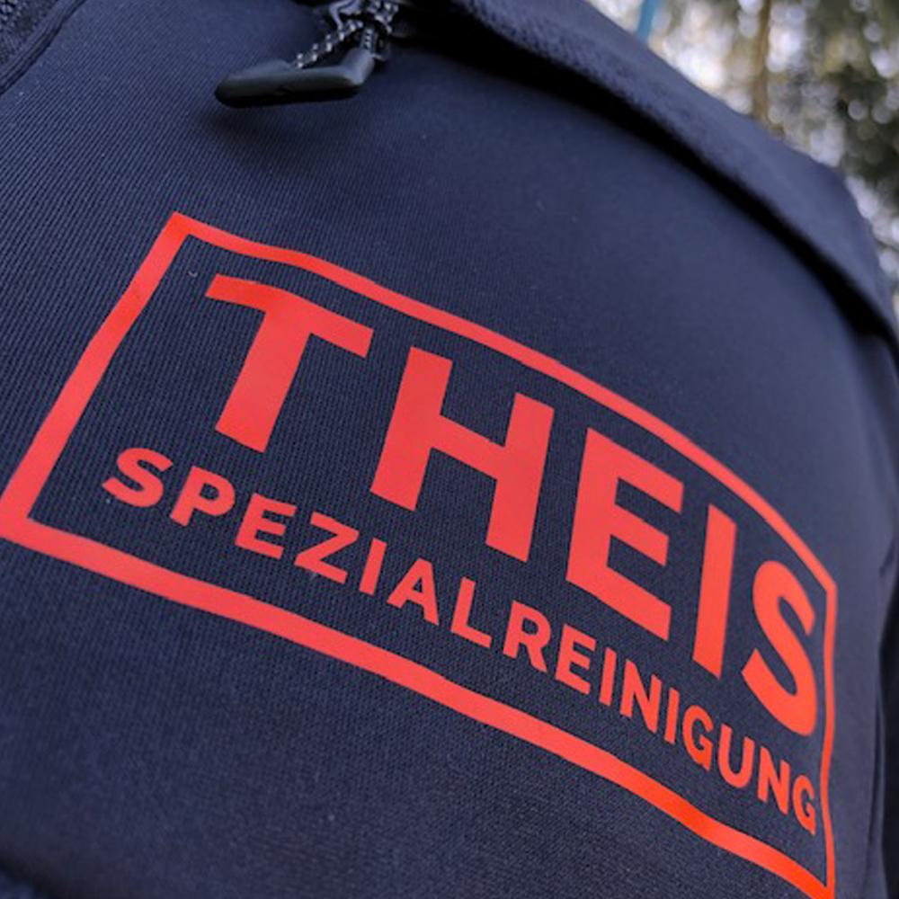 Corporate Design Logo Entwicklung für Theis GmbH